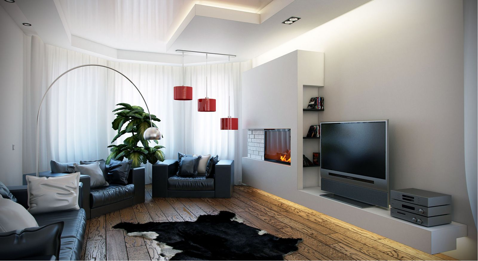 Фото дизайн маленькой квартиры - Сделай дизайн интерьера