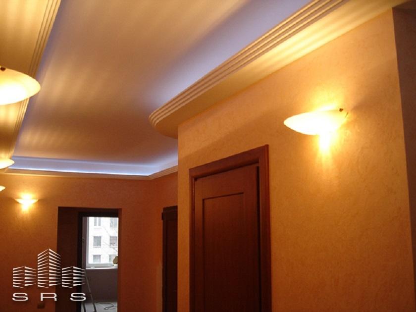 Косметический ремонт в коридоре